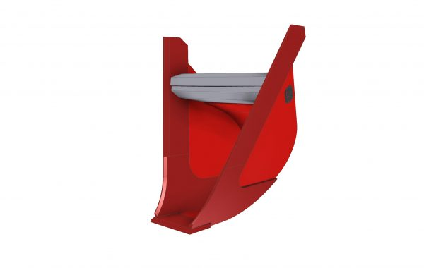 ditch digging bucket (trapezoidal bucket)